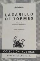 Acceso directo al comienzo de Lazarillo de Tormes