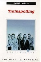 Final de Trainspotting.  Irvine Welsh