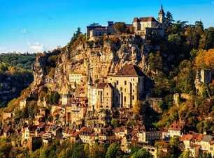 Rocamadour France
